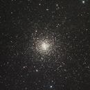 M4 globular cluster,                                Nicholas Jones