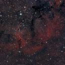 IC1396 Elephant's Trunk Nebula Full Frame,                                brad_burgess