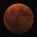 Lunar Eclipse 21.01.2019,                                Matthias Steiner