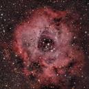 NGC2244 Rosette Nebula,                                Marcel & Rahel