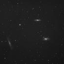 Leo Triplet - M65 - M66 - NGC3628,                                BLANCHARD Jordan