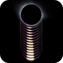 Third Contact - 2017 Total Solar Eclipse,                                Nico Carver