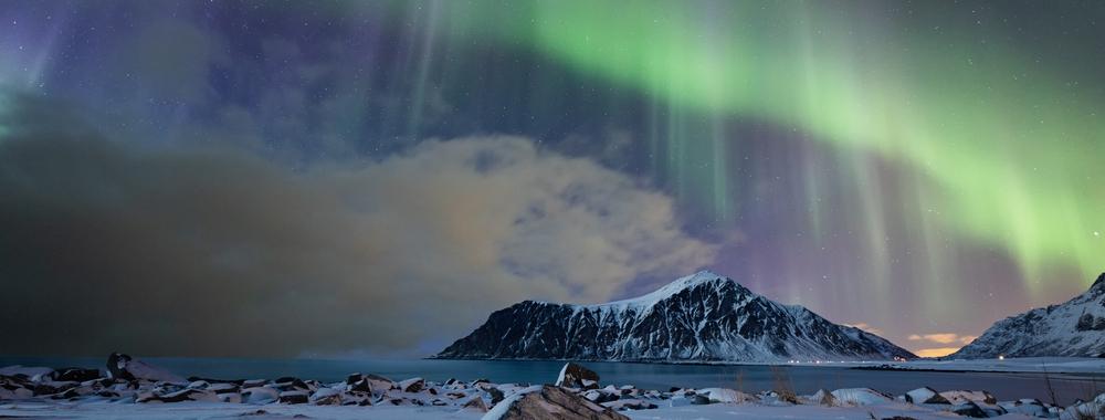 Aurora - Lofoten,                                Gernot_Obertaxer