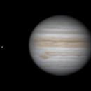 Jupiter rotation 03:15 at 05:13,                                Lucca Schwingel Viola