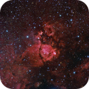 NGC 896 - IC 1795 - SNR HB 3,                                Jerry@Caselle
