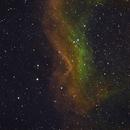 NGC7822,                                Velvet