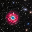 The Ring Nebula (m57),                                astrofalls