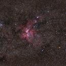 Eta Carinae,                                Alfred Lau