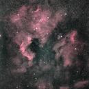 NGC7000 & IC5067,                                Ken Yoshimura