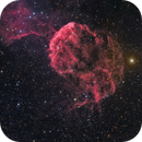 Jelly Fish Nebula - Deep Sky West,                                Deep Sky West (Lloyd)