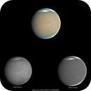 Mars and dust storm,                                newtonCs