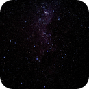 Wide field with Acrux constellation in the center,                                Esteban MF