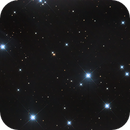 M45 Plejaden (ein Teil davon),                                Patrick Hof