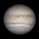 Jupiter on July 24, 2020,                                Chappel Astro