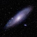 Andromeda and Friends,                                Riju Banerjee