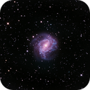 M83-Southern Pinwheel Galaxy (revisited),                                Karl