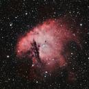 NGC 281 Pacman Nebula #3,                                Molly Wakeling