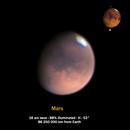 Mars - Valles Marineris prominent,                                MAILLARD