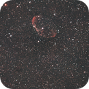 ngc 6888 -227 120 secs unguided subs taken on the 11th of may,                                Stefano Ciapetti