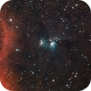 Messier 78,                                star-watcher.ch