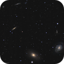 NGC 5363 and 5364 Galaxy Group in a White Zone,                                Douglas J Struble