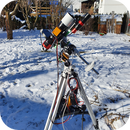 SkyWatcher EQ3-2 with self made GoTo System based on OpenAstroTracker,                                pmneo
