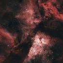 Eta Carina Nebula,                                Filip Krstevski / Филип Крстевски