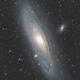 M31 Andromeda Galaxy,                                Kyle Desrosier
