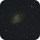 Crab nebula,                                Graham Kettlewell
