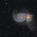 M51 - Whirlpool Galaxy,                                Ferrante Enriques