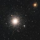 Messier M3 Globular closter,                                Dennis Kaiser
