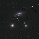 NGC1055,                                Rich Sornborger