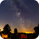 Milky Way Mecklenburg Lake Plateau,                                Marco Wischumerski