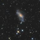 NGC 2146,                                Brice