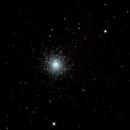 M13 - Hercules Cluster,                                John Giroux