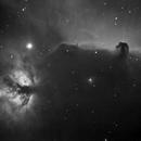 Horsehead Nebula in Hydrogen Alpha,                                JasonC