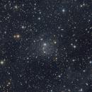 The Draco Dwarf Galaxy, a faint comet, Galactic Cirrus, loads of far away galaxies,                                Dan Bartlett