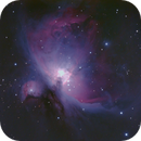 The Orion Nebula,                                Jairo Amaral