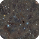 NGC1333.. VdB 16-13-12 / Just Dust In The Wind,                                Bob Lockwood