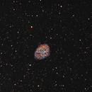 Messier 1 Crab Nebula,                                NelsonAstrofoto