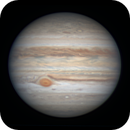 Jupiter on July 19, 2020,                                Chappel Astro