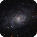 M33 Triangulum Galaxy - NGC 598,                                Berry
