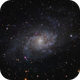 M33 Triangulum Galaxy - NGC 598,                                Berry