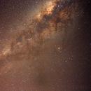 Milky Way (part of),                                Chris Ryan