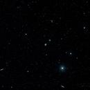 M99 Spiral Galaxy in Coma Berenices,                                Sigga