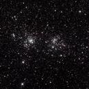 NGC869 and NGC884 LRGB,                                John Massey