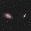 M81 and M82,                                Roy Hagen
