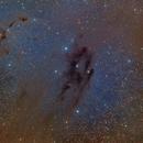 Barnard 22 and IC 2087,                                Hytham