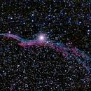 NGC6960 Gülpe 17.09.2014 ohne Filter,                                Winfried Eppert