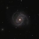 M100 with Supernova 2020oi,                                lowenthalm